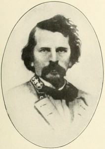 """Confederate General Earl Van Dorn."" Photograph, 1911. Wikimedia.org. http://commons.wikimedia.org /wiki/File:ConfederateGeneralEarlVanDorn.jpg (accessed May 20, 2015)."