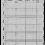 Iowa. Bremer County. 1860 U.S. Census, population schedule. Digital images. Miranda Haugan Personal Collection. May 22, 2015.