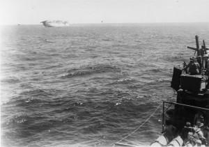 USS_Langley_(AV-3)_sinking_1942