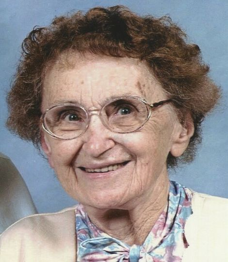 Schoephoerster, Marjorie L. Obituary Photo