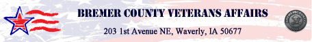 Bremer County Veterans Affairs